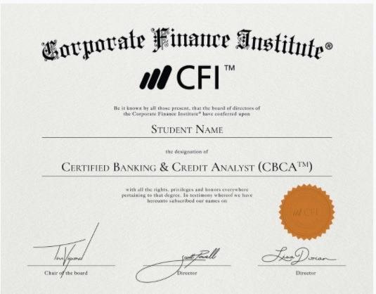 CFI-CBCA